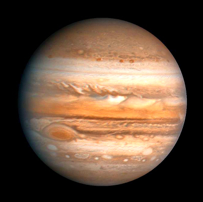 real planet jupiter - photo #22